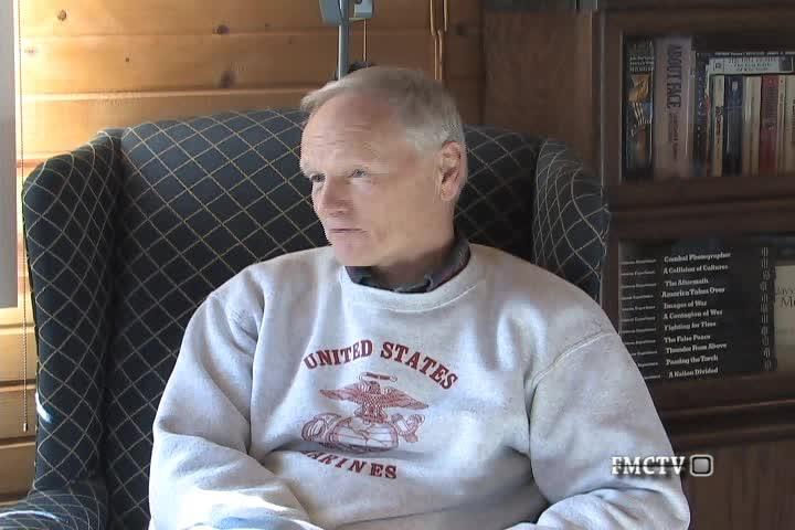 Vietnam War Veteran Interview Dan Kleinpaste 2-19-09
