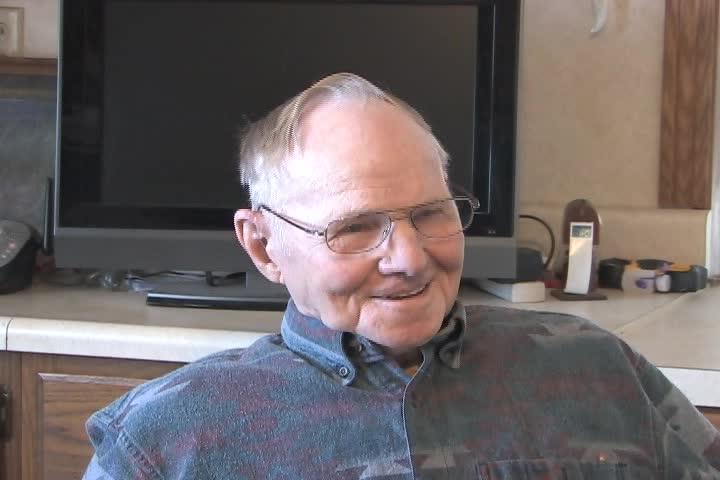 Korean War Veteran Interview Harold Peters 1-19-11
