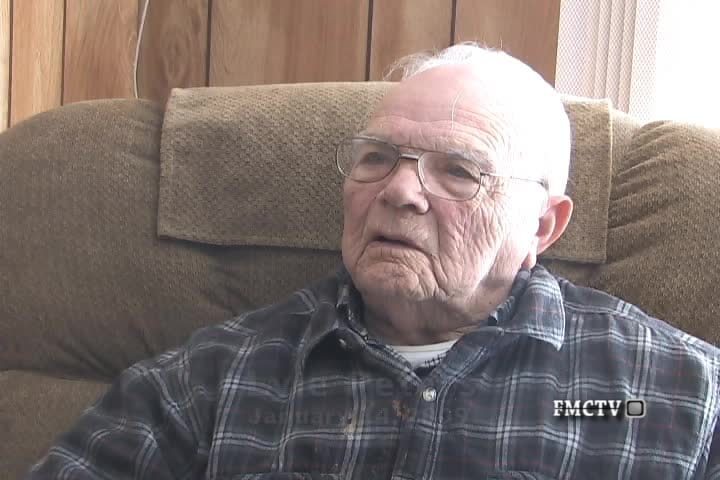 WWII Veteran Interview Lyle Peters 1-14-09