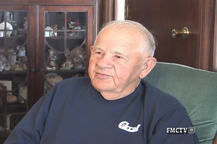 Korean War Veteran Interview Don Christensen 4-2-09