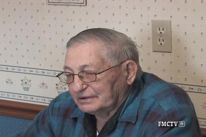 Korean War Veteran Interview Richard Klitgaard 12-16-10