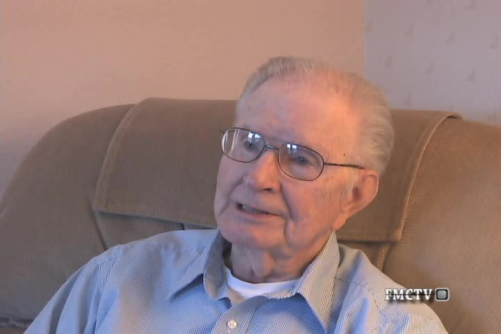 WWII Veteran Interview Russ Lehnhardt 11-19-08