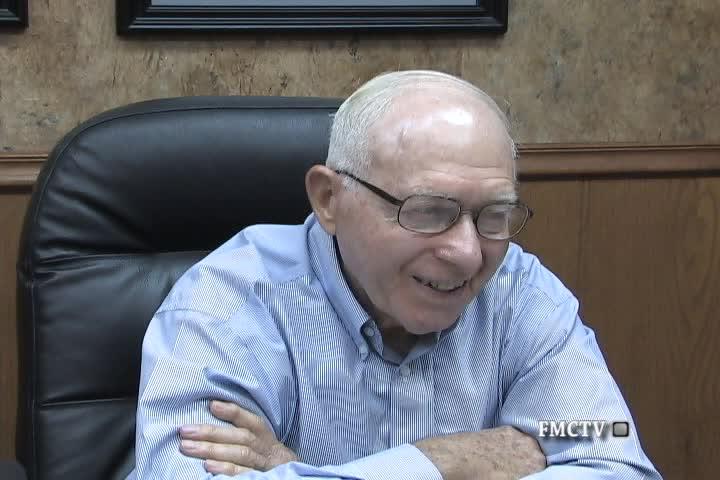 WWII Veteran Interview Donald Buck 8-30-11