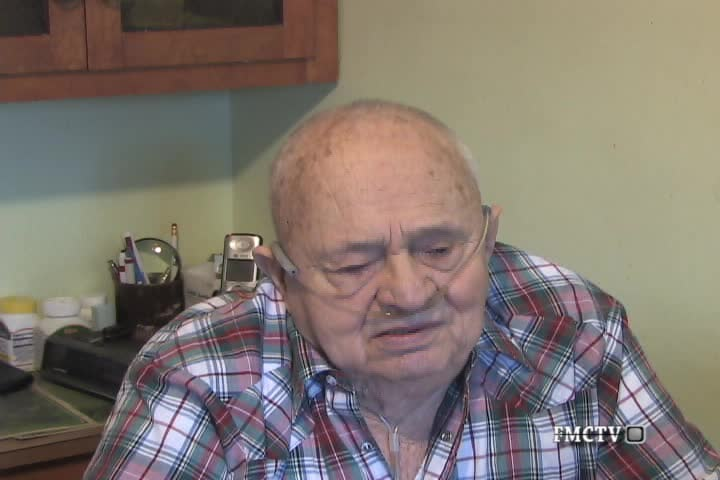 WWII Veteran Interview Eugene Nielsen 12-9-10