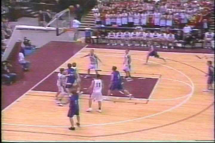 HCHS 60, Crestwood 54-State Championship Victory in 2004