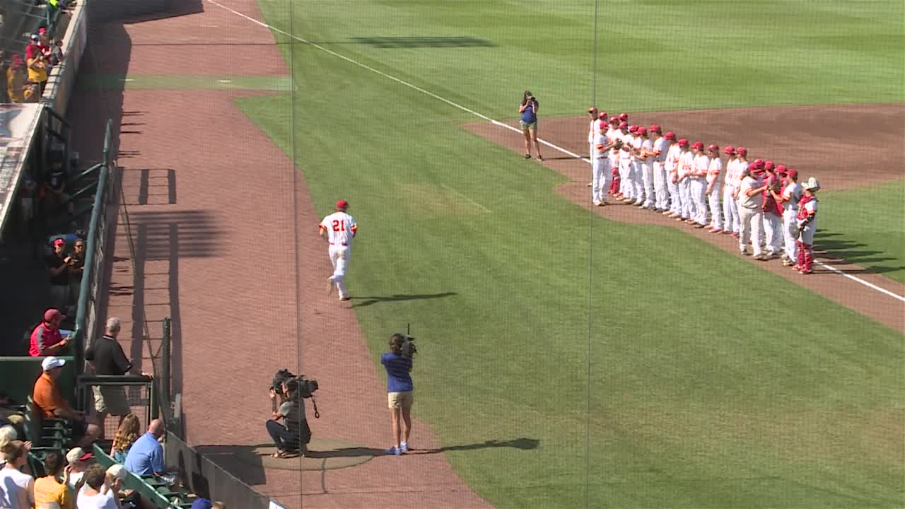 HCHS 12, Carlisle 4-State Championship Victory in 2016