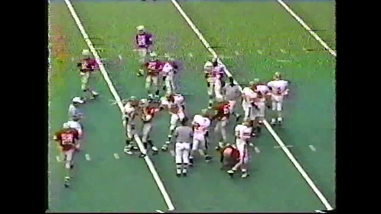 HCHS 27, West Delaware 7-State Championship Victory in 1995