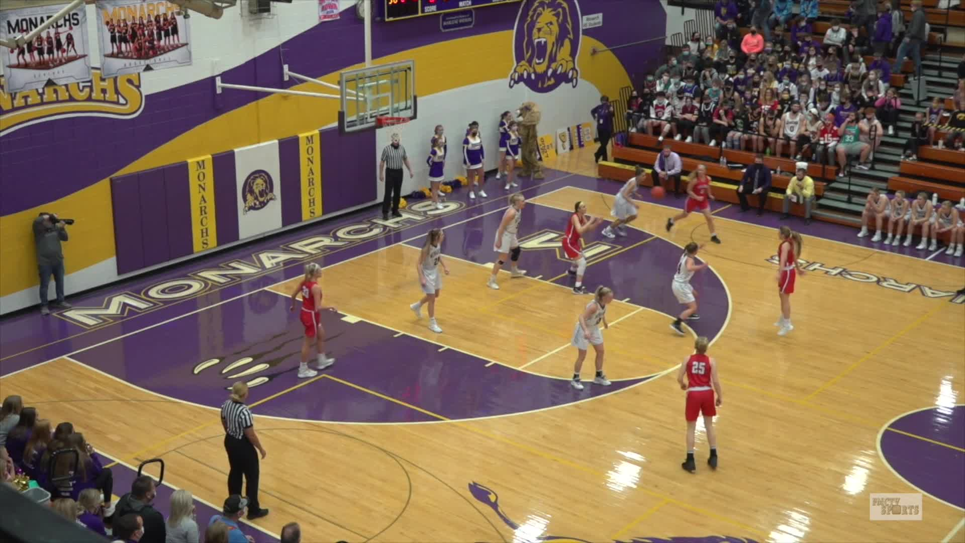 2020 HCHS Girls Basketball State Tournament Hype Video