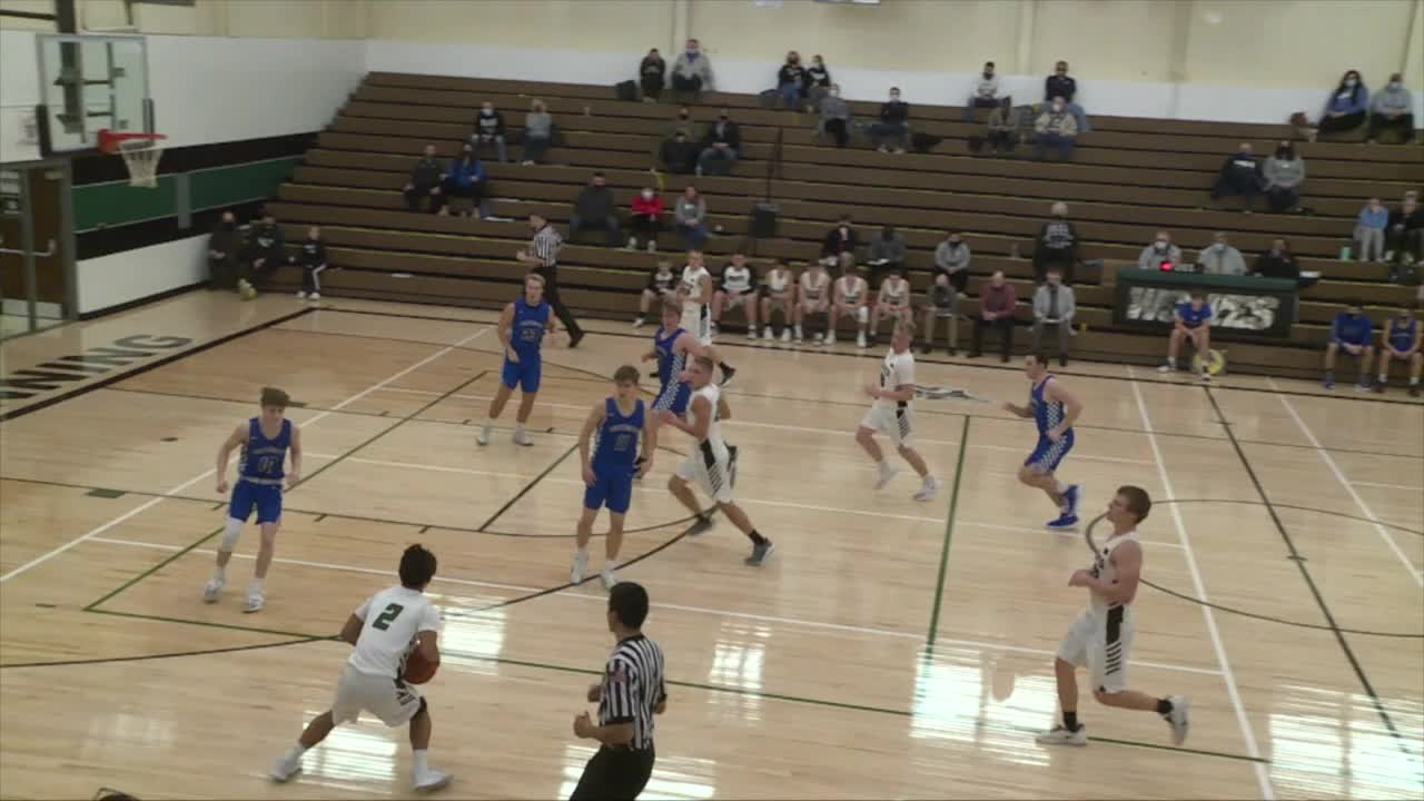 IKM-Manning Boys Basketball Highlight Video 2020