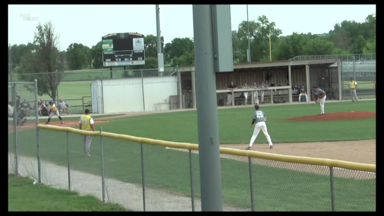 IKM-Manning Baseball Highlight Video 2021